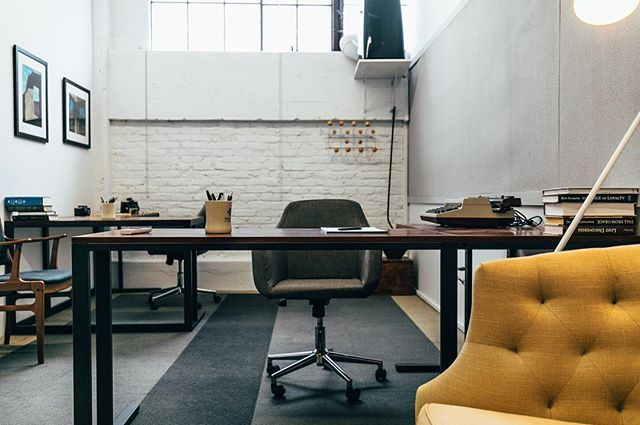 Newly built office spaces designed with creatives in mind!