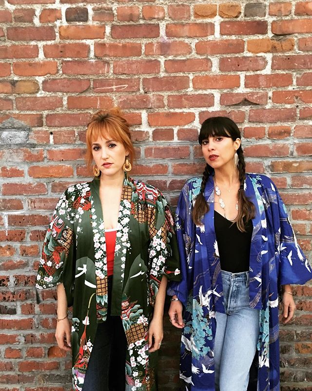 Yeah, we looking at YOU 👀 It's time to see a killer show AND save the planet at @sunstocksolfest this Saturday, 10/20! It's a free, ALL solar powered festival in Hollywood from 3pm-10pm. We will be taking the stage at 9pm with our favorite gypsy queen @iamkinney 🧚🏽‍♀️ See you there xo #consciousliving #musicfestivals