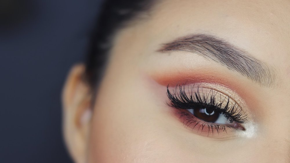 Wow. I had a lash lift last week and I'm in love. One less step to do each morning and no more panda eyes for me - Hannah Jefferson