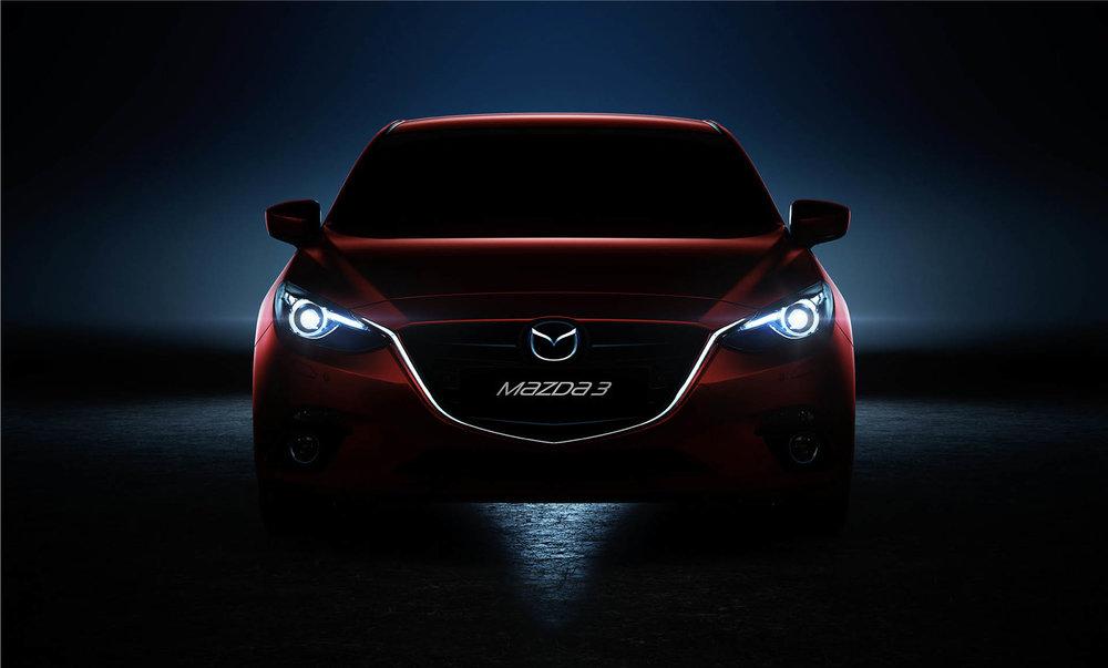 Feel the Spirit - Als Teil eines internationalen Teams entwickelte ich die Kampagne des neuen Mazda 3 mit. Es galt den Mazda Spirit herauszuarbeiten und in Wort und Bild zu fassen.
