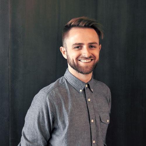 Tyler Mohr  Senior Designer