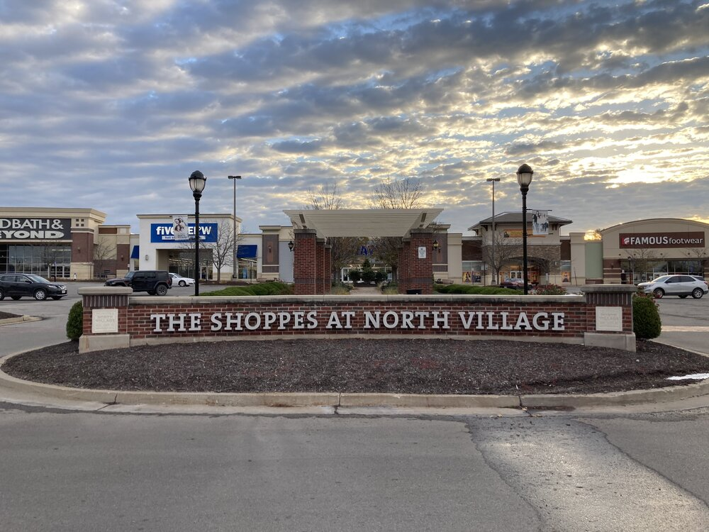 THE SHOPPES AT NORTH VILLAGE