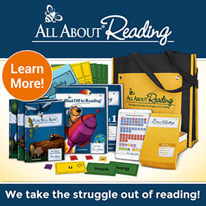 All About Reading - This is our go to curriculum! That I base the sole reason why my kids like and are good readers. We have dababled in the spelling curriculum as well. I could not say enough good things about this company,