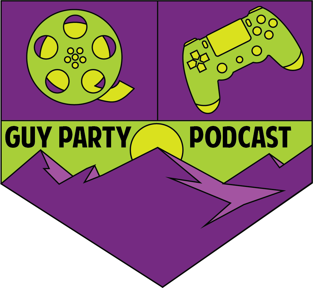Guy Party Podcast Index 45 - Captain Marvel Review — Guy Party Podcast