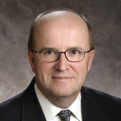 Interim Board Chair, Chris Sheard