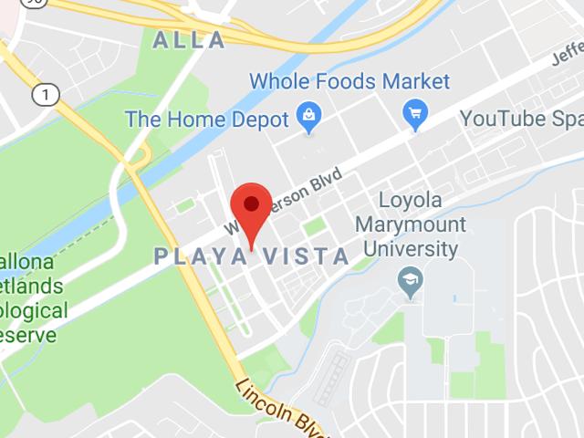 Playa Vista  Superficie: 3.37 km2 Démographie: 59,558 habitants Prix moyen par Sq.Ft (1m2 = 10.76 Sq.Ft): -Maison Single Family: Q1 2018: $815 (Q1 2017: $745) -Condo: Q1 2018: $775 (Q1 2017: $642)