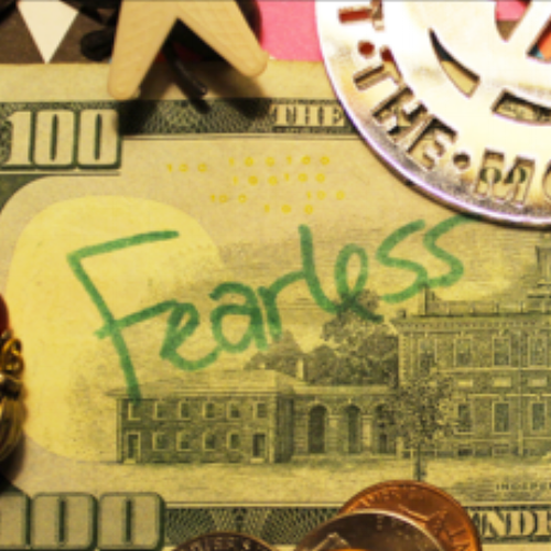 Ride Free Fearless Money