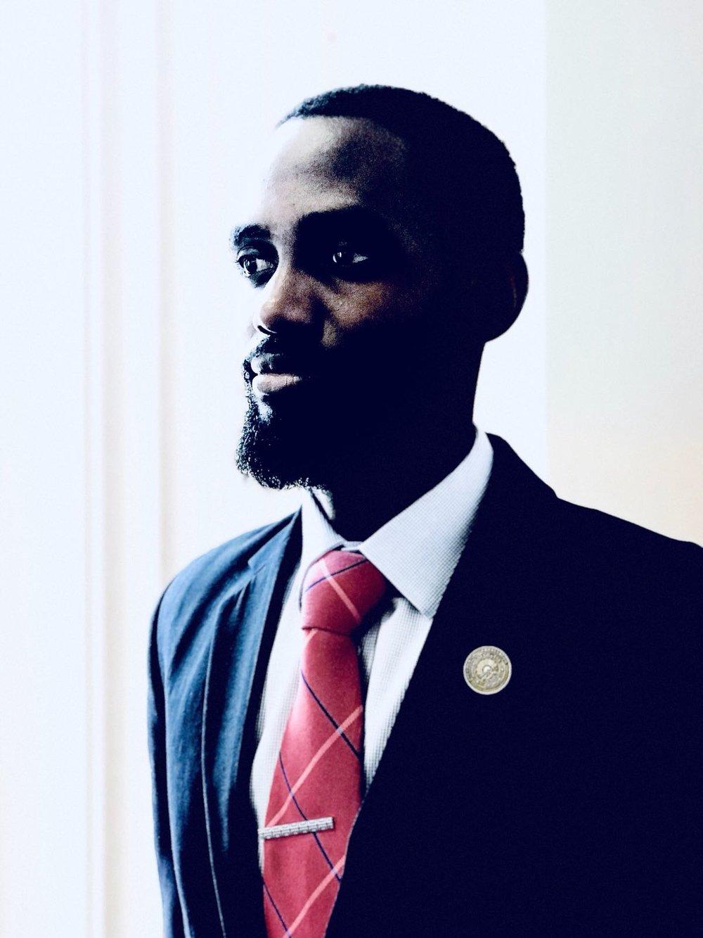Brandon Kabagambe '18