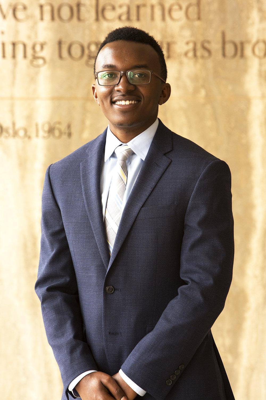 Olivier Munyeshyaka '18