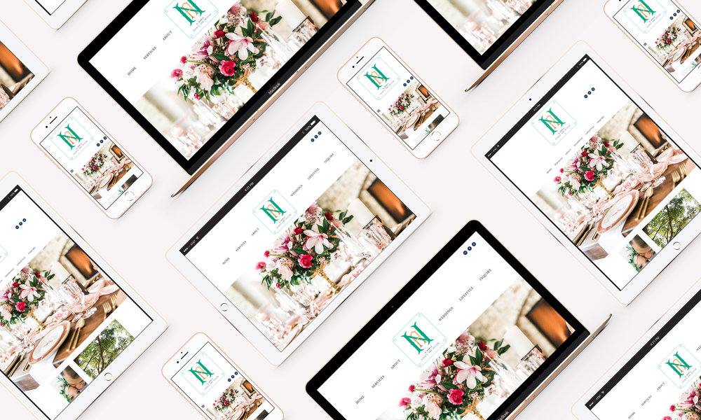 Shop The Creative Collective - A curated collection of hand-crafted, budget-conscious design solutions for small businesses who want to look their best online. Because a well-designed web presence should be accessible to all businesses, no matter if you're just starting out or in it for the long haul.