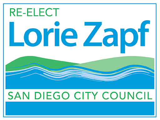 Lorie Zapf for City Council