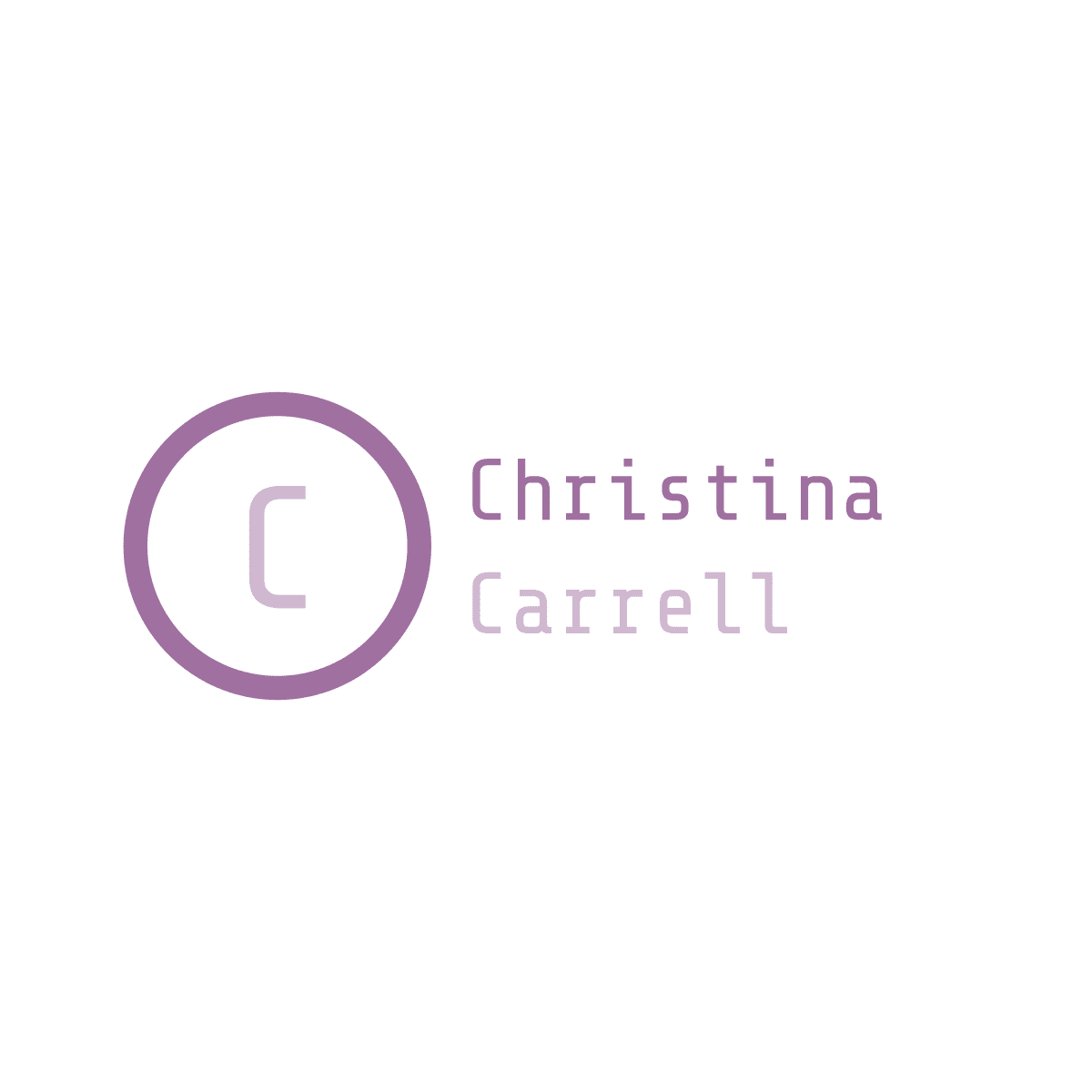 Christina Carrell: content marketing writer