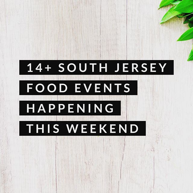 Full article at forkinthepines.com (link in bio). Banish your cabin fever and head to these weekend events at #SouthJersey venues like @themeltingpotrestaurants @purrsonalspacecatlounge @valenzanowinery @iamcreativephilly @carlucciswf @mansiononmainstreet @chubbyshearth @kitchen_19 @rodiziogrill @funnyfarmrescue @tomasellowinery ... and more #southjerseyfoodie #southjersey #nj #food #foodie #supportnjlocal #foodblogger #foodblog #bonappetit #weekend #nomnom