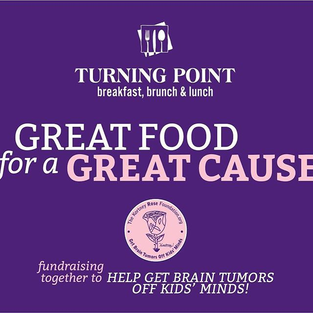 Full article at forkinthepines.com (or visit bio link). This weekend (2/23 - 2/24), @turningpointrestaurants will host a fundraiser benefiting the @thekortneyrosefoundation, a 501c(3) #nonprofit organization that supports much-needed pediatric brain cancer research. Diners who donate a minimum of $25 to the cause during the event will receive gift cards good for their next visit - along with other prizes. Pictured: Turning Point's seasonal Sriracha Sweet Potato Hash (LOVED). #fundraiser #goodcause #southjersey #southjerseyfoodie #brunch #lunch #Breakfast #nj #newjersey #greatfoodforagreatcause #love #kids #cancer #cancerresearch #braintumorawareness
