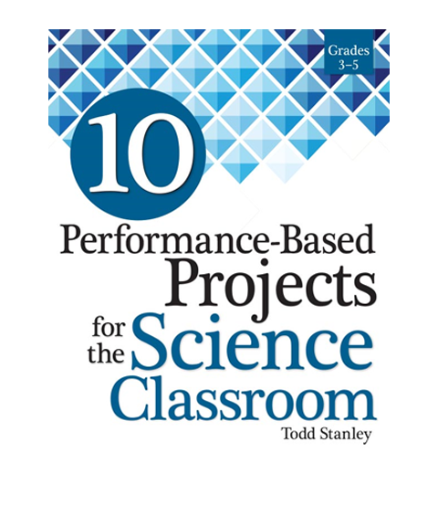 "10 Performance-Based Projects for Science - Each book in the 10 Performance-Based Projects series provides 10 ready-made projects designed to help students achieve higher levels of thinking and develop 21st-century skills. Projects are aligned to the Common Core State Standards and the Next Generation Science Standards, allowing students to explore and be creative as well as gain enduring understanding. Each project represents a type of performance assessment, including portfolios, oral presentations, research papers, and exhibitions. Included for each project is a suggested calendar to allow teacher scheduling, mini-lessons that allow students to build capacity and gain understanding, as well as multiple rubrics to objectively assess student performance. The lessons are presented in an easy-to-follow format, enabling teachers to implement projects immediately.""[T]he problem-based learning projects will help children achieve higher levels of thinking skills and develop projects that relate to 21st Century skills. Projects are aligned with Common Core Standards and Next Generation Standards. The book is designed for use in grades three to five but could be adapted for middle school science classrooms."" --Ruth Ruud, NSTA Recommends"