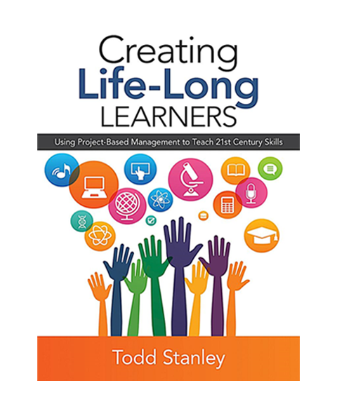 Creating Life-Long Learners - Where K-12 instruction once centered on content and memorization, today's educators want, most of all, to teach their students to think critically and perceptively. What better way than with project-based learning (PBL)? Author Todd Stanley provides a teacher-friendly, step-by-step approach to implementing PBL, showing readers how to:Use project and classroom management skills to create a positive, productive learning environmentDevelop curriculum around ten different project typesLink projects with today's standardsTeach students how to effectively collaborate and bring out the best in each other