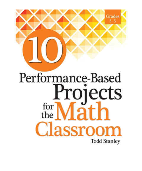"10 Performance-Based Projects for Math - Each book in the 10 Performance-Based Projects series provides 10 ready-made projects designed to help students achieve higher levels of thinking and develop 21st-century skills. Projects are aligned to the Common Core State Standards, allowing students to explore and be creative as well as gain enduring understanding. Each project represents a type of performance assessment, including portfolios, oral presentations, research papers, and exhibitions. Included for each project is a suggested calendar to allow teacher scheduling, mini-lessons that allow students to build capacity and gain understanding, as well as multiple rubrics to objectively assess student performance. The lessons are presented in an easy-to-follow format, enabling teachers to implement projects immediately.""This teacher's math workbook is part of the 10 Performance-Based Projects series which provides good opportunities for advanced learners to integrate their math learning with other 21st century skills, including flexible thinking, collaboration and presentation . . . For teachers interested in adding some additional hands-on activities to their math curriculum, this workbook can be useful resource to use."" --Mindprint Learning"
