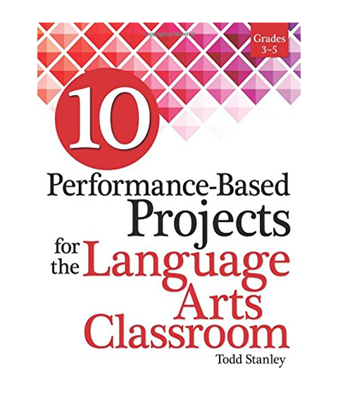 "10 Performance-Based Projects for Language Arts - Each book in the 10 Performance-Based Projects series provides 10 ready-made projects designed to help students achieve higher levels of thinking and develop 21st-century skills. Projects are aligned to the Common Core State Standards, allowing students to explore and be creative as well as gain enduring understanding. Each project represents a type of performance assessment, including portfolios, oral presentations, research papers, and exhibitions. Included for each project is a suggested calendar to allow teacher scheduling, mini-lessons that allow students to build capacity and gain understanding, as well as multiple rubrics to objectively assess student performance. The lessons are presented in an easy-to-follow format, enabling teachers to implement projects immediately.""I was pleased with the project choices, the fluidity of the tasks in each selection that made the material relevant to most any grade/topic, and the easy-to-follow format that allowed me to incorporate the performance based tasks immediately. I will definitely be utilizing Todd Stanley's text again in my classroom."" --Jennifer Wirtz, MiddleWeb"