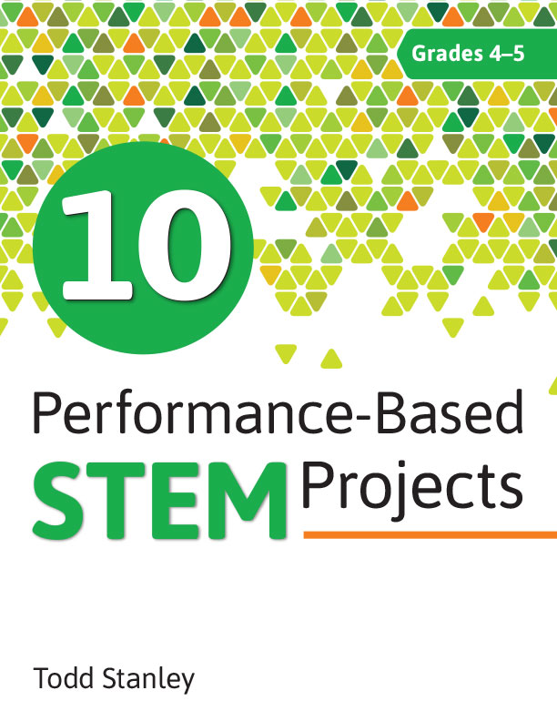 "10 Performance-Based STEM Projects for Grades 4-5 - 10 Performance-Based STEM Projects for Grades 4–5 provides 10 ready-made projects designed to help students achieve higher levels of thinking and develop 21st-century skills while learning about science, technology, engineering, and math. Some of the projects include:- Pumpkin Catapult- Egg Drop Challenge- The Game of Economics""There are a lot of things I love about this book! It is an easy to follow book, with great lesson plans for the children. It brings a bunch of new ideas into my classroom and makes it fun for them to learn."" -- Katie Hestness, Teacher"