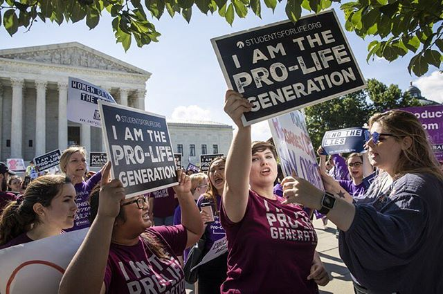 Today marks another victory for free speech and the protection of human life for our country! This morning the Supreme Court ruled 5-4 that a California law forcing pro-life pregnancy centers to inform pregnant women of the option of abortion is compelled speech and unconstitutional. We celebrate this significant decision and pray that it will set a precedent for human rights and free speech cases in the future! • #natrenew #influenceAcity @cicchurches