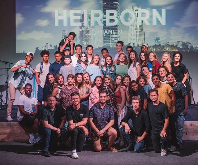 Heirborn 2018 is over! 😭 We had such an incredible time hanging out with everyone! These are life long relationships right here! We don't have to do life alone! We hope you were encouraged and return home with a new excitement for ministry. You each have amazing callings on your lives and we can't wait to see what this group does to change the world! ...now to look forward to NEXT YEAR!