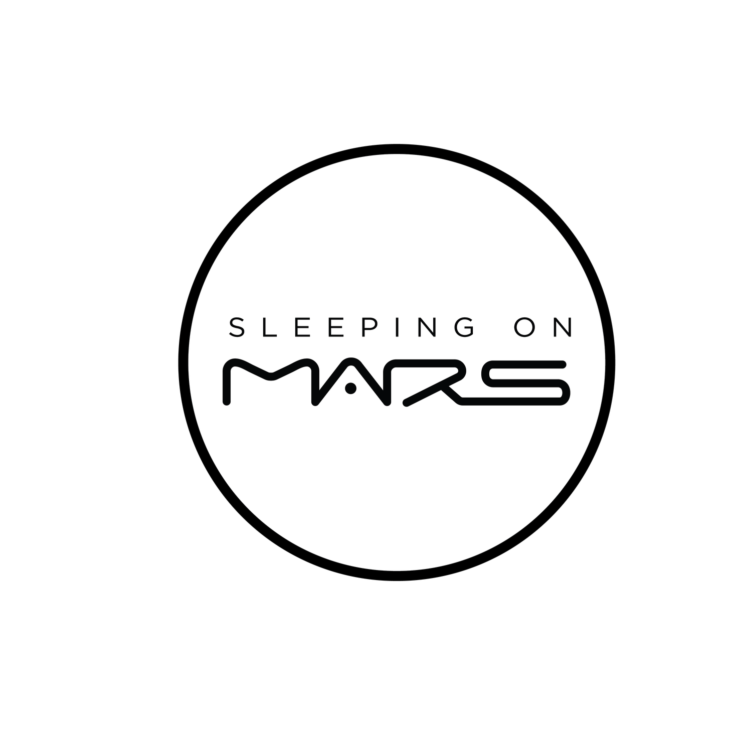Sleeping on Mars