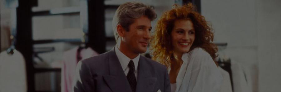 PRETTY WOMAN - 1990 - Cert 15 - 117 mins