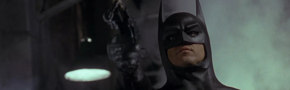 BATMAN - 1989 - Cert 12A - 2hrs3mins