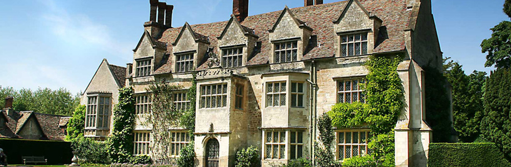 ANGLESEY ABBEY -