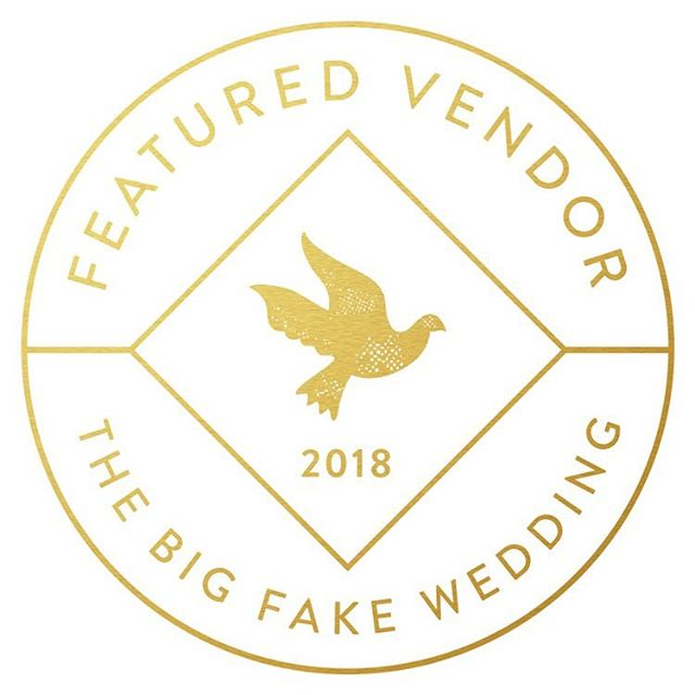 Thrilled to announce that we have been chosen as a featured vendor for @thebigfakewedding Denver event April 12! See link in bio for details! ❤️💍🎉