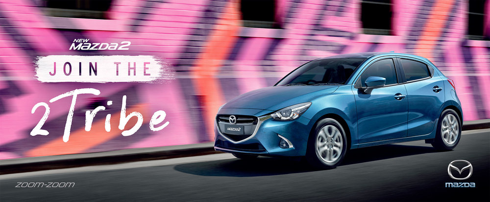 Mazda 2_Join The 2 Tribe