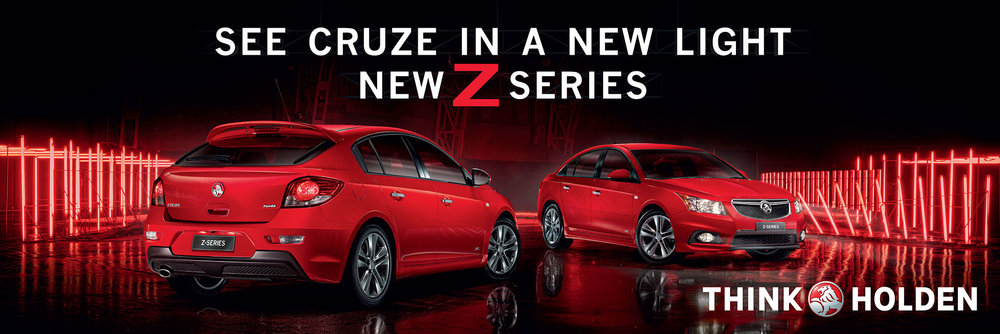Holden Cruze Z Series