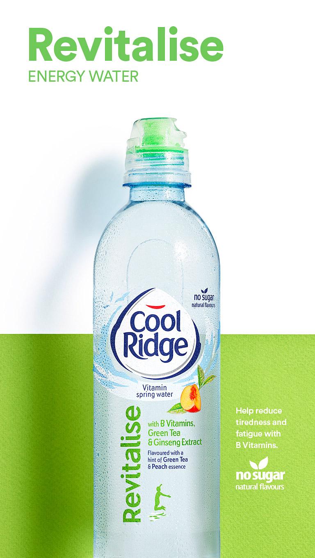 Cool Ridge_Vitamin Spring Water