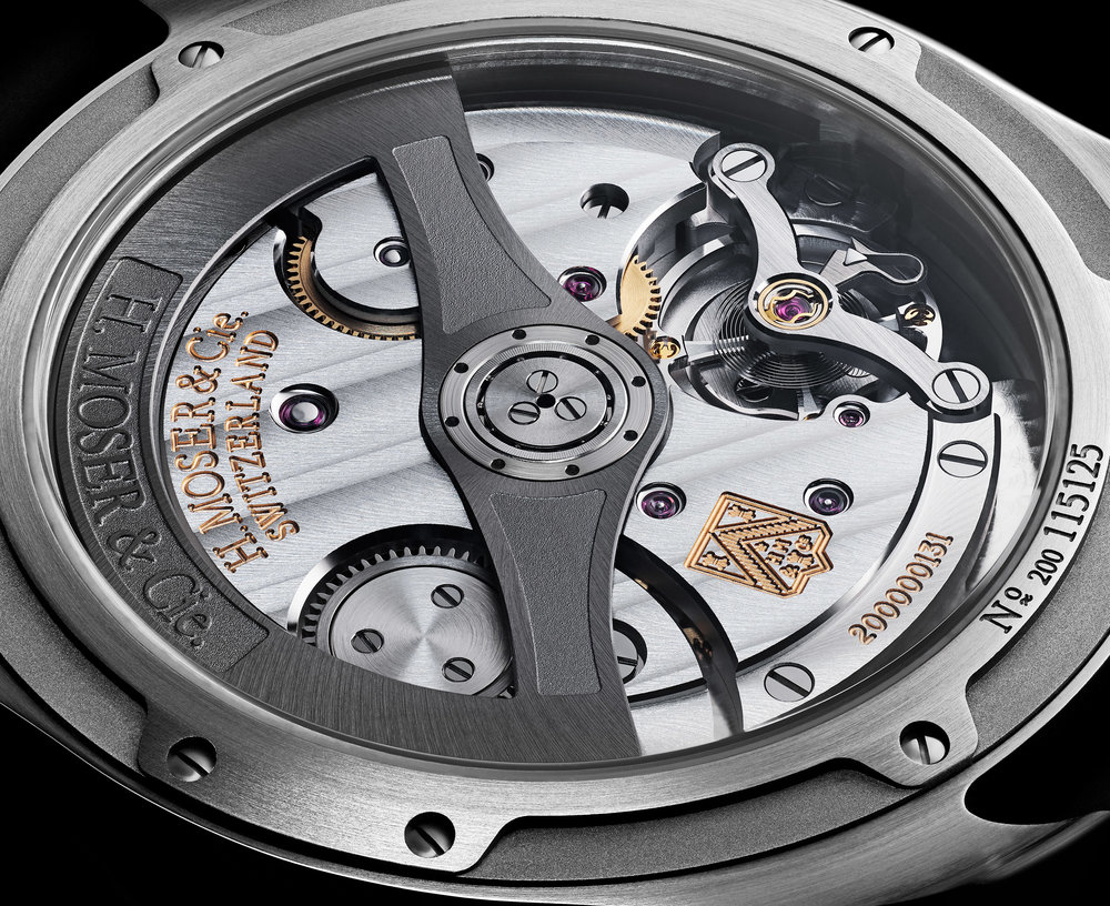 H. Moser & Cie Movement