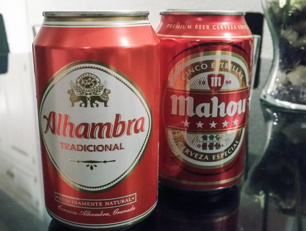Cerveza!!!