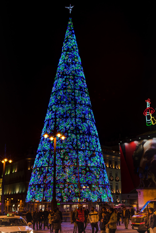 Felice Navidad Madrid