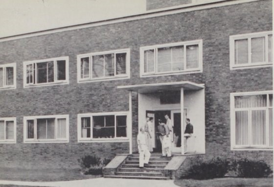 Beta House - 1957