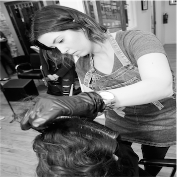 Amber Lastoskie    Master Color/Texture Specialist at Moko Salon and Arrojo Studio. Teaches hands on classes at Open Chair Studio.