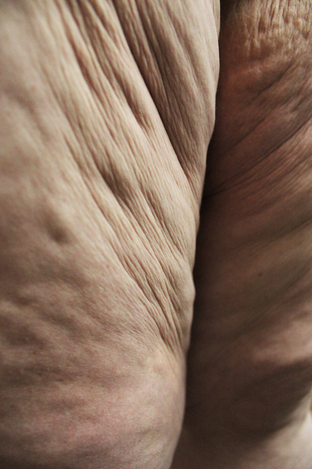 Laura Nash, Body Landscape 6, 2017, Photograph