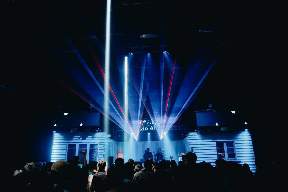 121 Warehouse Rave -