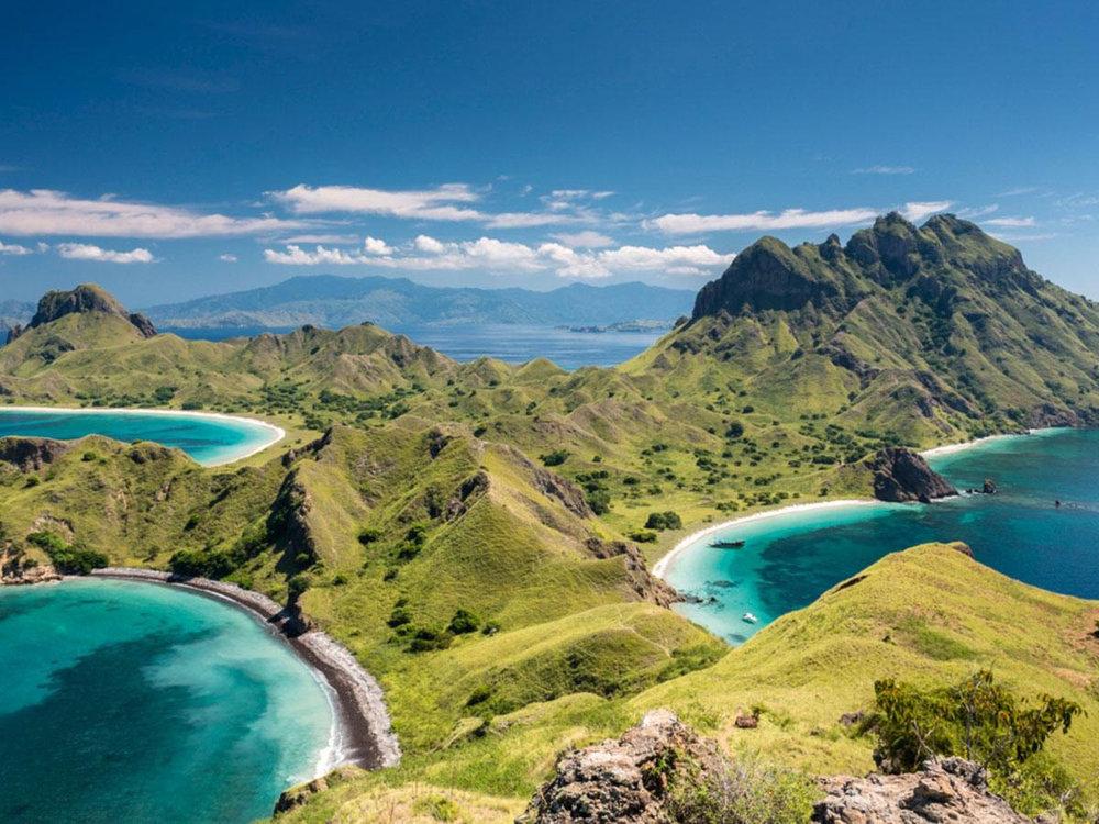 Padar Island -