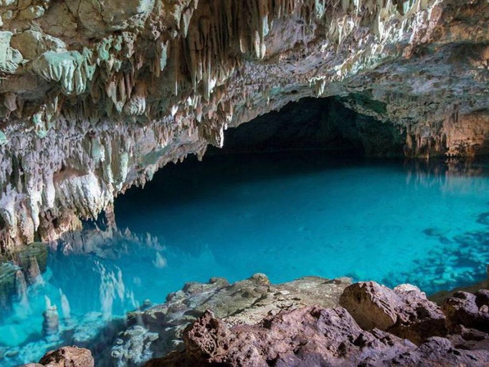 Rangko Cave -