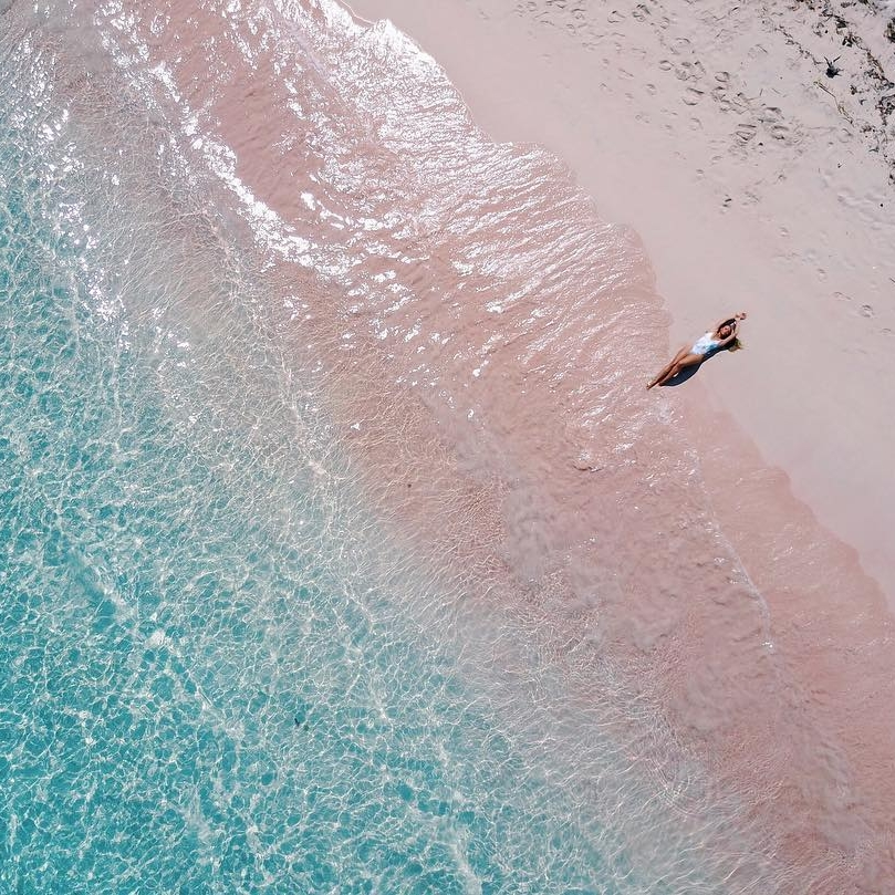 Pink Beach, Komodo National Park, Flores