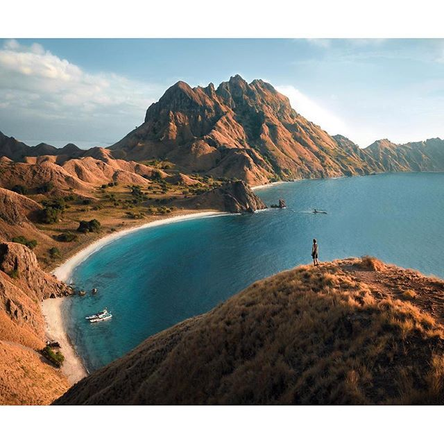 Cruising through the Komodo National Park with our Komodo liveaboard is a unique experience and unforgettable adventure! Hello Flores will make your trip the best experience you can have ! All you have to do is pack your bags and get on board, adventure is calling!✨🌴 Photo : @conormccann . . . #helloflores #visitflores #floresisland #islandvibes #islandview #komodotour #komodotrip #komodonationalpark