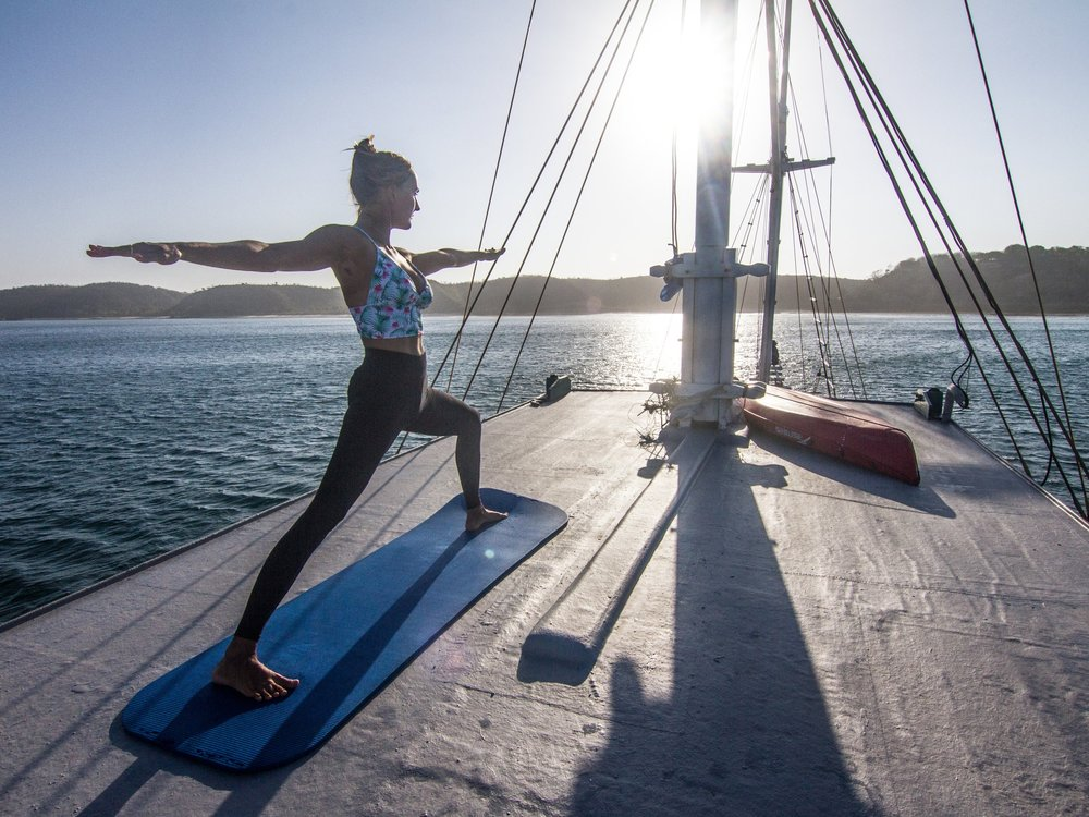Yoga Retreat -