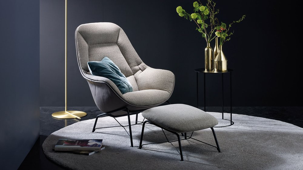 Prelude Armchair & Louge Chair - 17/08/2018