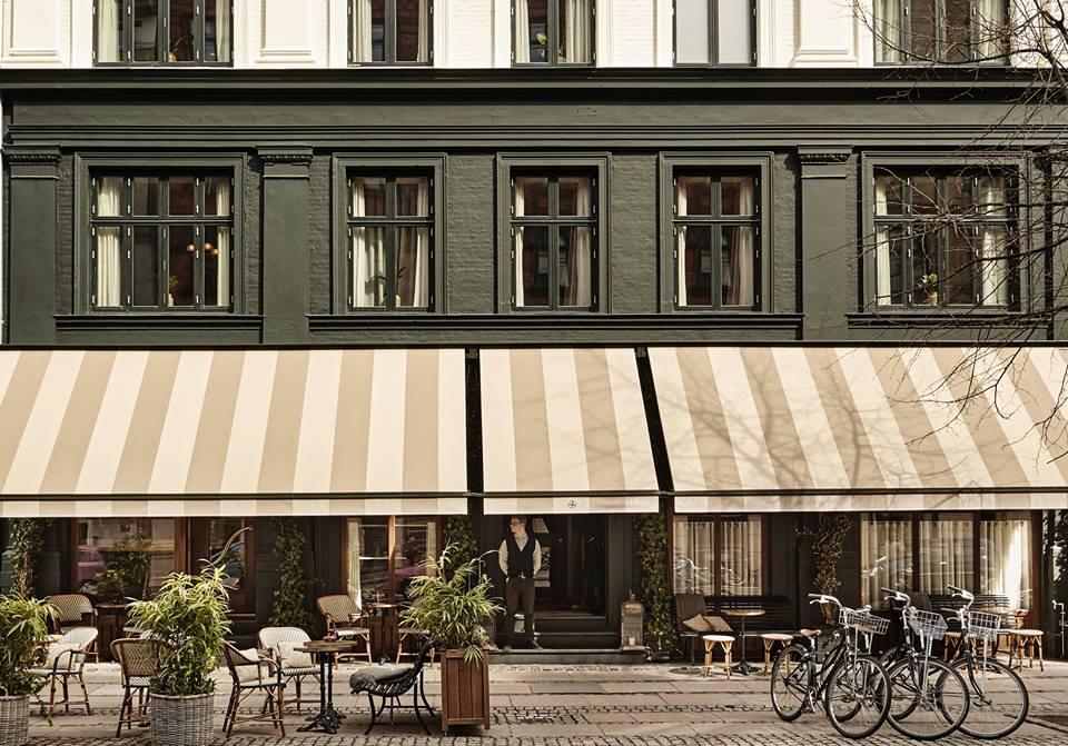 Hotel Sanders Denmark - Copenhagen's first original boutique hotel.