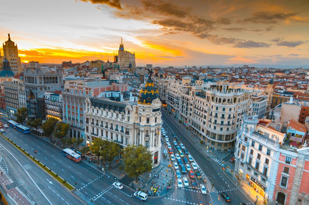 Qué hacer en Madrid. Circulo de Bellas Artes.