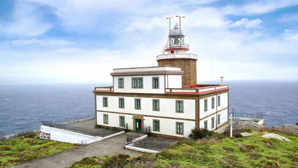 Qué ver en Galicia. Faro de Fisterra, A Coruña.