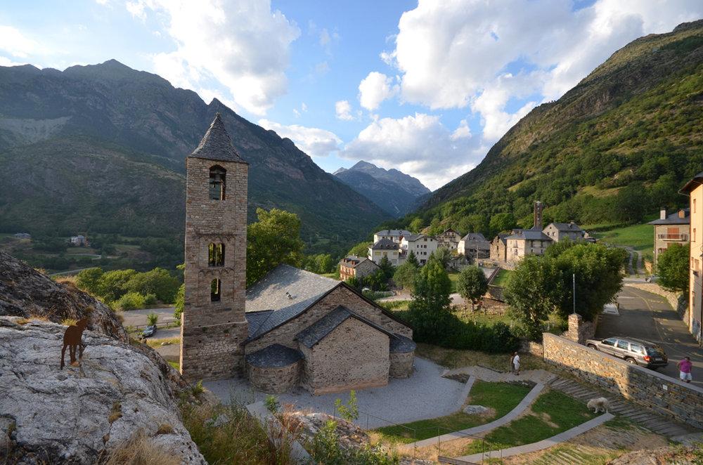 Valle de Boí.